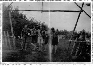 016 padvinders op kamp 2
